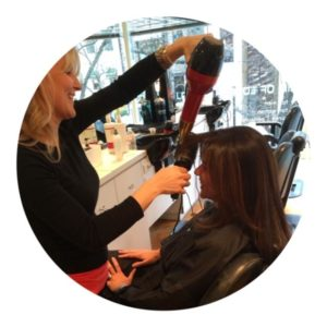 Womens Hairstyling