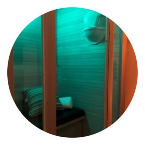 Salt Therapy Cabins